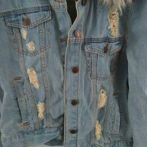 BKE Jackets & Coats - Jean jacket